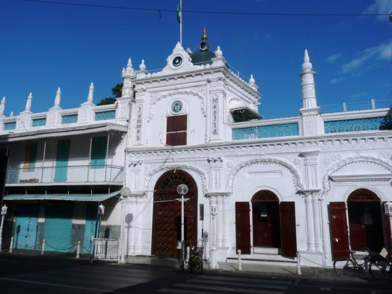 jummah masjid mauritius