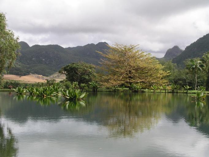 le val nature park mauritius