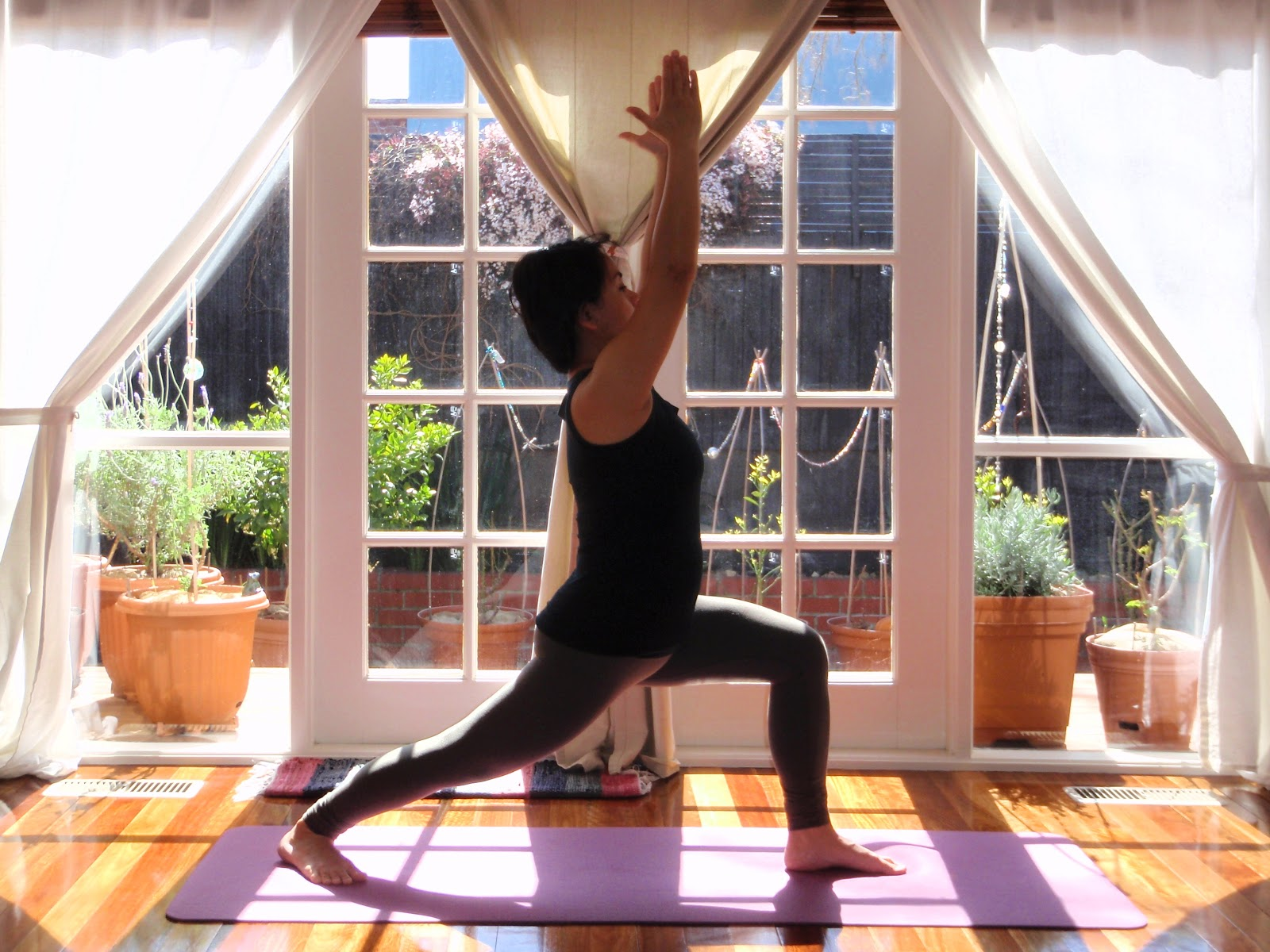 Practice Yoga At Home Regain Peace And Happiness Travhost