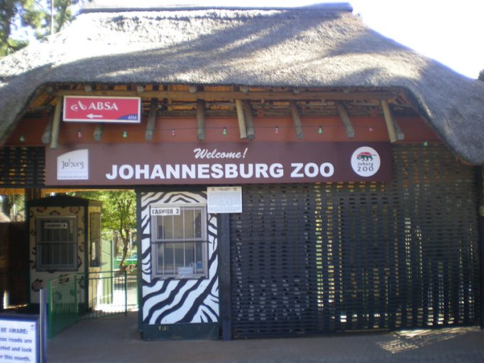 johannesburg zoo, south africa