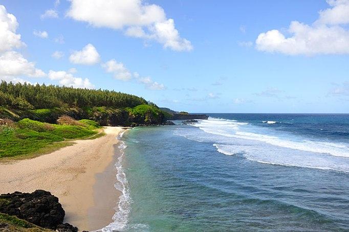 la preneuse beach mauritius