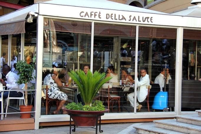 caffe della salute johannesburg