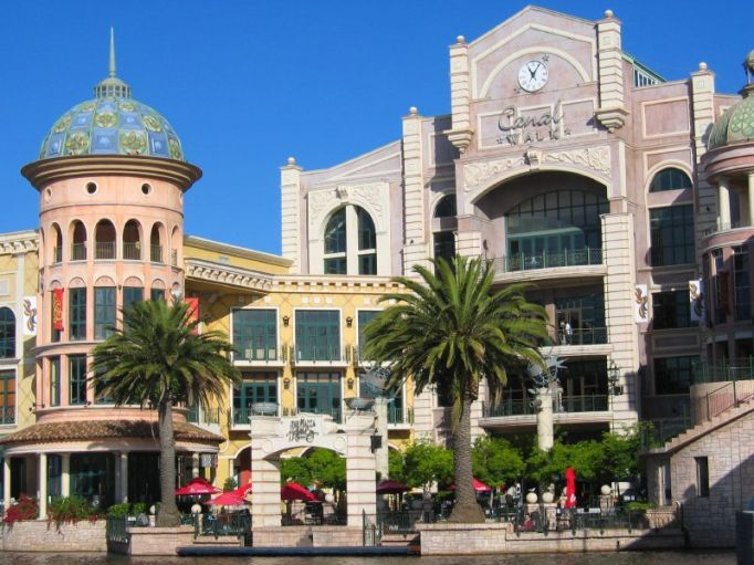 canal walk cape town south africa