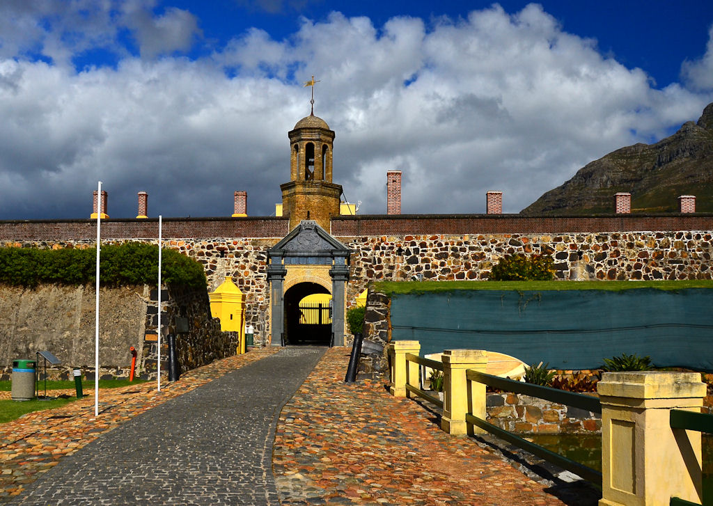 Image result for CASTLE OF GOOD HOPE - CAPE TOWN, SOUTH AFRICA