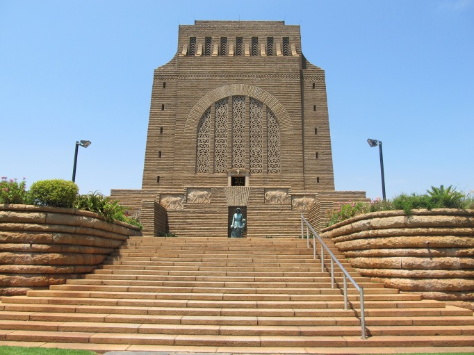 voortrekker monument pretoria south africa