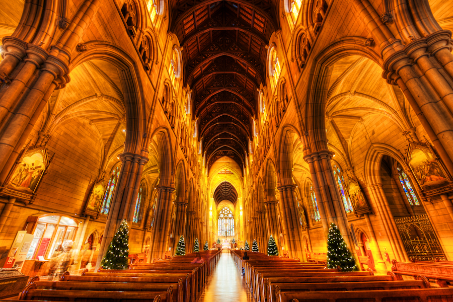 Saint Marys Australia  City new picture : Inside view of St Mary's Cathedral, Sydney Australia | Image ...