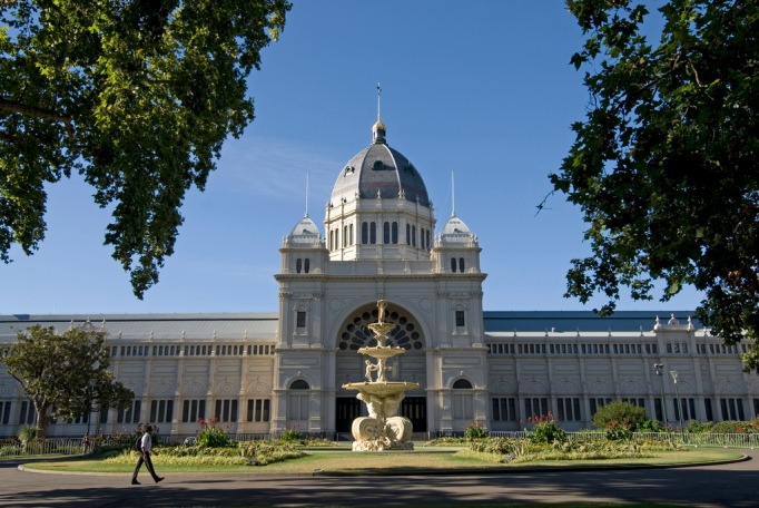 royal exhibition building australia