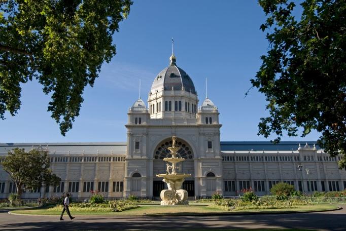 royal exhibition building australia