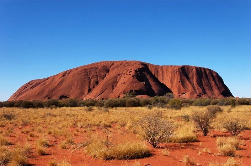 Uluru-Kata Tjuta National Park, Australia  № 891692 загрузить