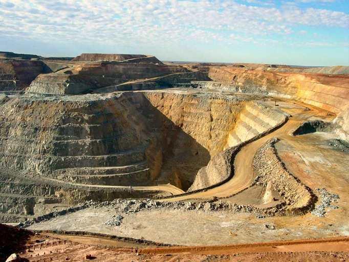 super pit gold mine australia