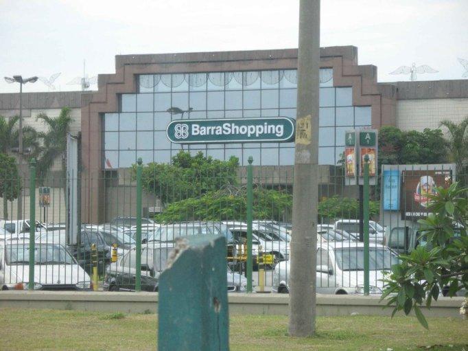 barra shopping mall brazil