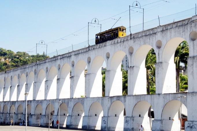 arcos da lapa rio de janeiro brazil