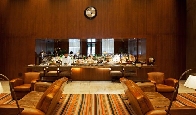 bar in fasano hotel sao paulo brazil