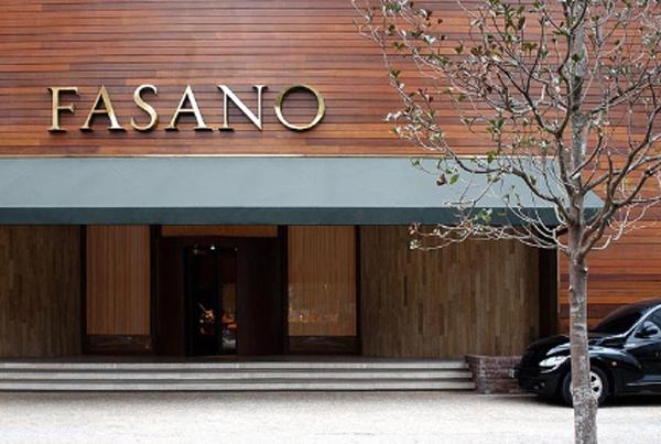 fasano hotel sao paulo brazil