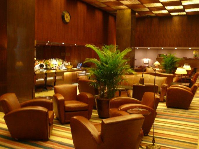 lobby in fasano hotel sao paulo brazil