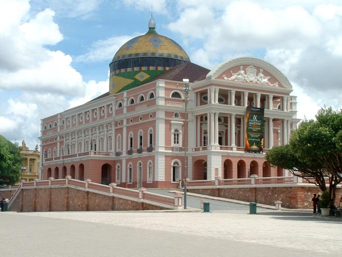 amazon theatre brazil