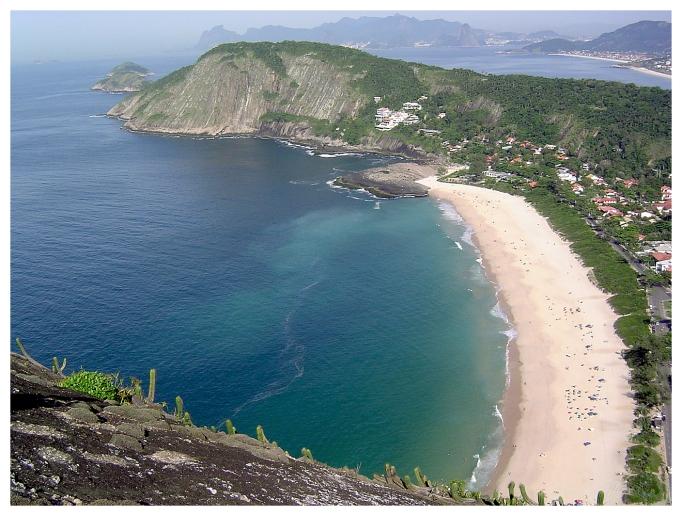 itacoatiara beach brazil