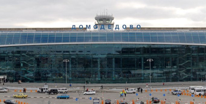 domodedovo international airport, moscow
