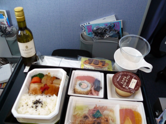 787 dreamliner aircraft food