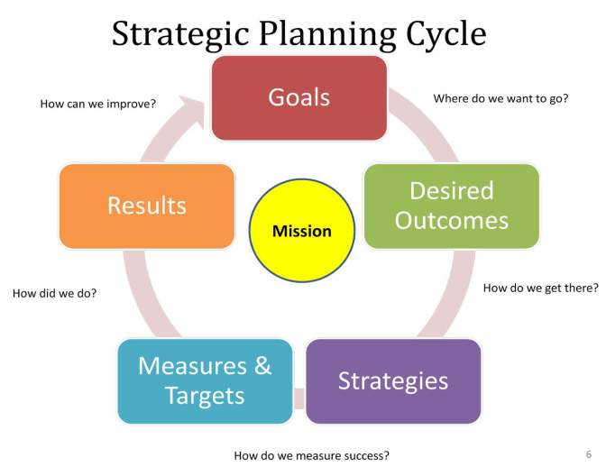 strategic plan cycle
