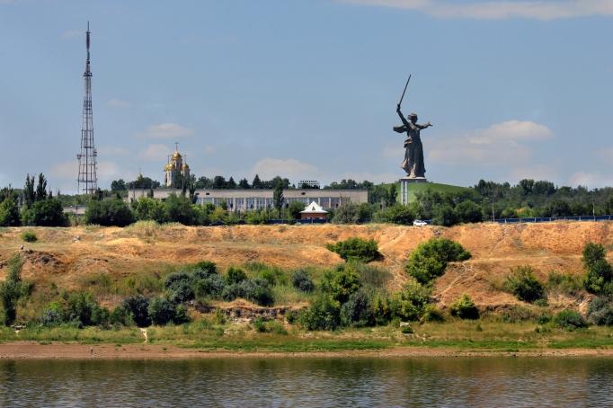 mamayev kurgan memorial russia