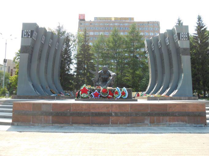 yekaterinburg war memorial russia