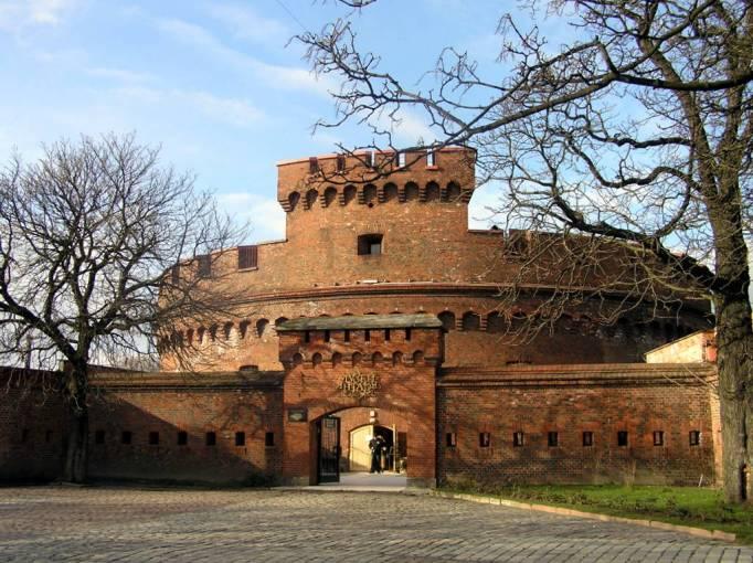 amber museum kaliningrad russia