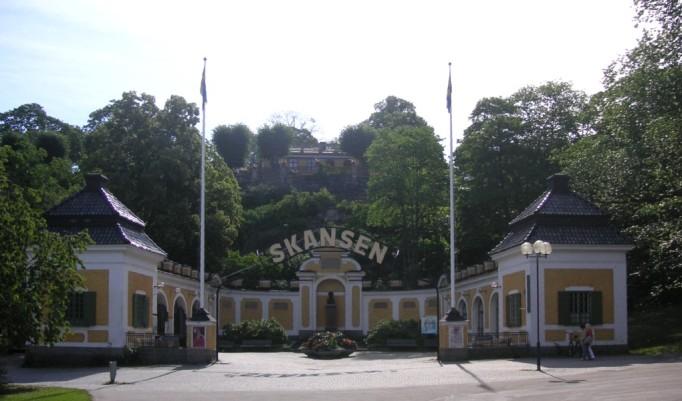 skansen museum djurgarden