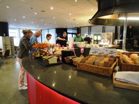 comfort hotel stockholm breakfast venue
