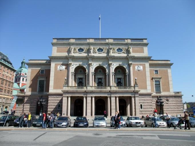 royal opera house stockholm sweden