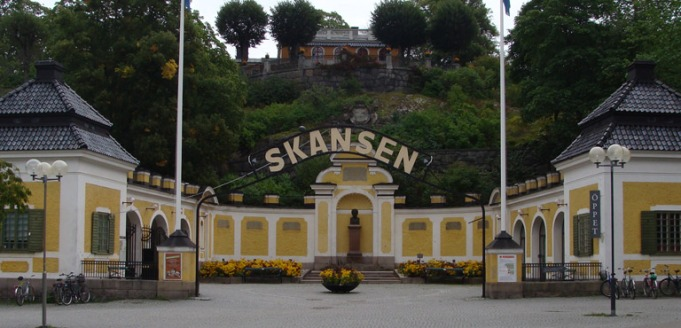 skansen open air museum