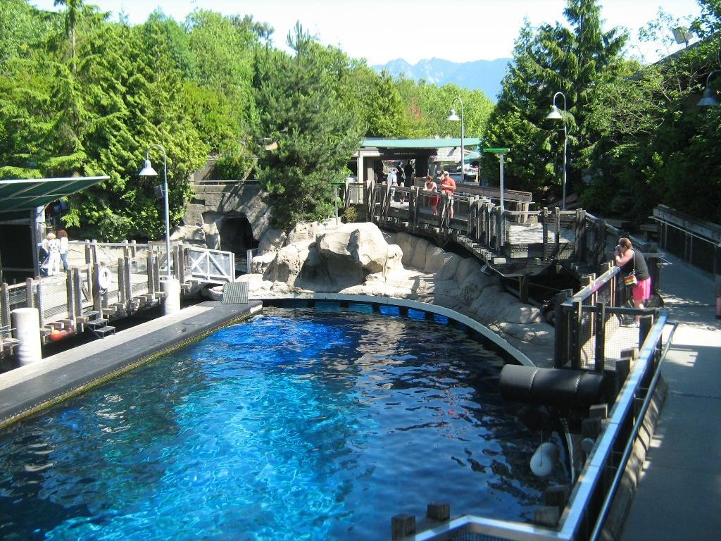 Fish aquarium vancouver - Vancouver