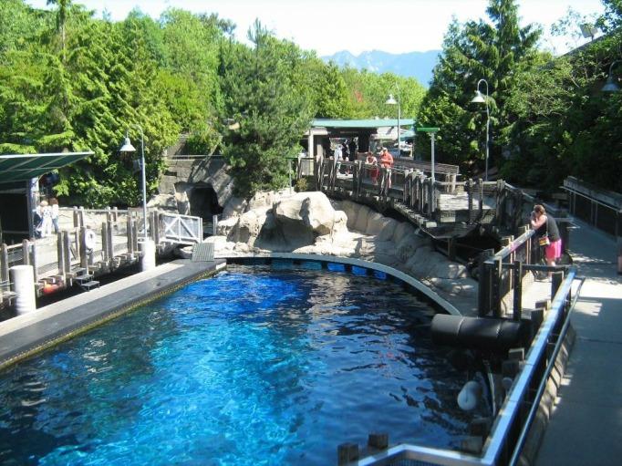 View Of Vancouver Aquarium