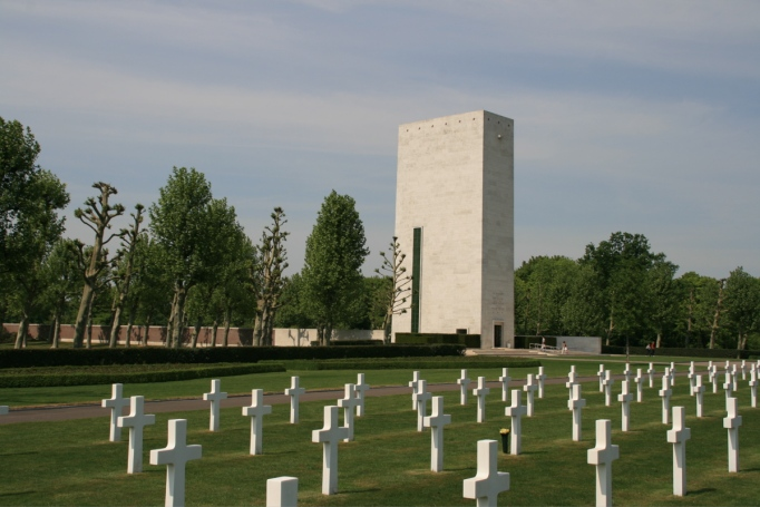 Netherlands American Cemetery And Memoria