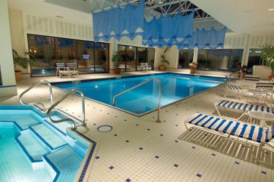 Pool And Hot Tub In Sutton place Hotel