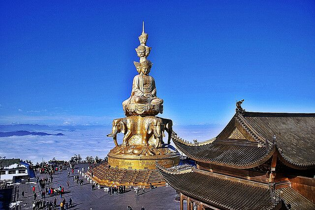 golden summit mt emei