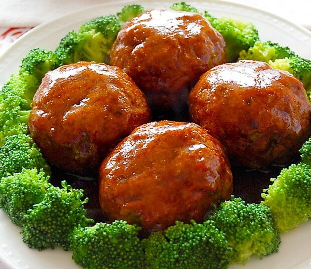 four-joy meatballs