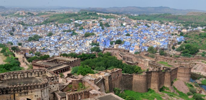 pink city of jaipur